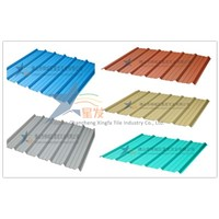 ASA+PVC Composite Roofing Tile with Weather Resistance