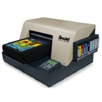 AnaJet FP-125 DTG Direct To Garment T-SHIRT Fabric Clothes Textile Flatbed InkJet Printer