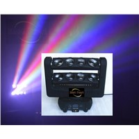 CREE COLORS  8x10W RGBW-1 4in1 LED beam moving head light