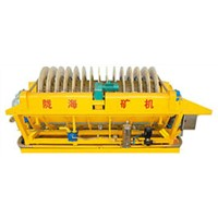 Precision Ceramic Vacuum Filter LH--60 Dewartering for Ore, Copper, Iron, Gold, Silver, Zinc, etc.