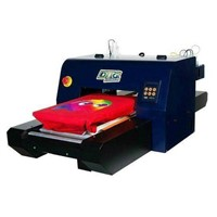 DTG KIOSK 3 Direct To Garment T-SHIRT Fabric Clothes Textile Flatbed InkJet Printer Printing Machine