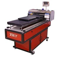 Fast T-Jet Blazer Pro DTG Direct To Garment T-SHIRT Fabric Clothes Textile Flatbed InkJet Printer