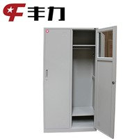 Modern Bedroom Double Door Steel Almirah