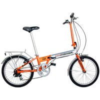 Monca  high quality folding bike for fun riding