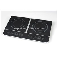 Double Burner Induction Cooker(Model No.: M35-S07)