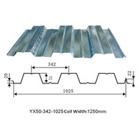 composite steel  decking steel roofing decking  galvanized steel decks metal roofing decking