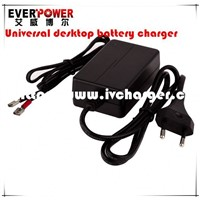 12V 7Ah battery charger portable lead acid SLA AGM battery charger