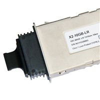 10G X2 LR 10KM Optical Module