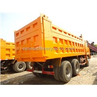 Used condition Shacman delong 25t 4*2 dump truck second hand shacman delong 25t dump truck sale