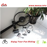 Monca 500W Brushless Motor E Bike Kits with CE approved