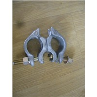 Scaffolding swivel coupler German type