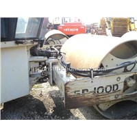 Single Drum Vibratory Road Roller Ingersoll Rand SD100/Used Ingersoll Rand Road Roller