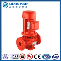 XBD-L Vertical Single-stage Single-suction Fire Fighting pump