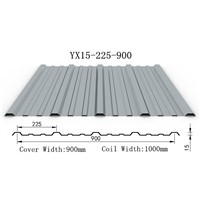 corrugated roofing sheet/metal roof sheet/ zinc coated roofing sheet