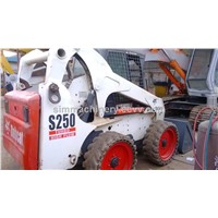 Bobcat S250 skid steer loader used bobcat s250 skid steer loader second hand bobcat s250 loader
