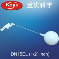 1/2'' Inch DN15EL Cistern Float Valve China Manufacturer