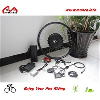 500W Brushless DC Motor E Bike Kits for Bicycle DIY