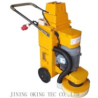 Diamond floor grinder machine