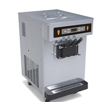Counter Top Automatic Frozen Yogurt Machine Same With Taylor With LED Display