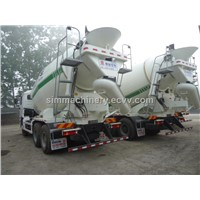 Second hand year 2013 Shacman 14m3 mixer truck used condition Shacman delong 14m3 mixer truck sale