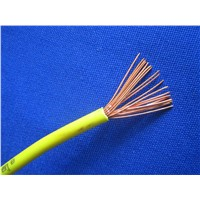 450/750V Copper Conductor PVC Insulated Electric Indoor Wire