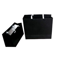 Heavy duty paper bags with handles