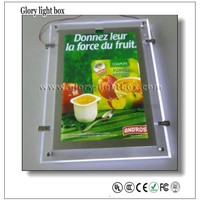 Imagic Acrylic Crystal Light Box Single Side or Double Side