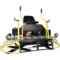 Riding Concrete power trowel machine