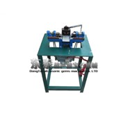 Two-way pearl drilling machine