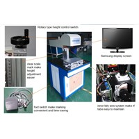 we can provide the best metal RF laser marking machine