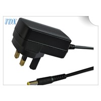 12V 3A 36W Wall Mount AC  DC Adapter with UL CE CCC FCC SAA TUV-GS