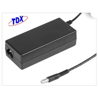 Best quality black plastic shell 48V 0.5A 24W power adapter