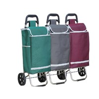 aluminum hand truck,powful,strong,platform use,trolley on wheels,eminent,convenient