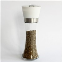 180ml glass pepper grinder