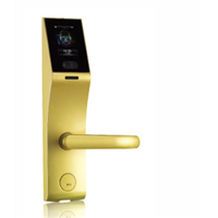 3 Inch Touch Screen Smart Face Door Lock With Embedded Face Recognition