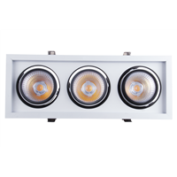 Ajustable COB LED Down Light/Recessed LED Downlight For House