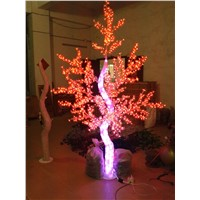 Outdoor use pretty Product led crystal tree light