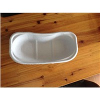 Recycled Pulp Kidney Tray