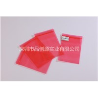 Red PE Antistatic valve bag