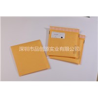 Yellow buffering kraft paper Courier bags