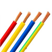 PVC Insulated 1.5mm2 Electrical Wire Building Wire