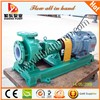 corrosion resistant centrifugal horizontal chemical pump IHF liner