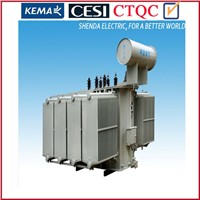 D11 type single phase Oil-immersed distribution transformer