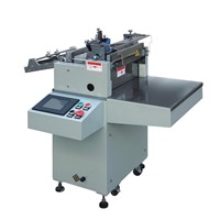 Automtic Foam Tape / Gasket / Film / Label / Paper Sheet Cutter Machine