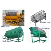 Fine Hexagonal Sieving Roller Sand Sifting Machine