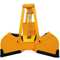 Hydraulic orange peel grab bucket manufacturer