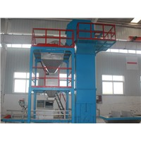 BB Fertilizer Granule Floor Batching Machine