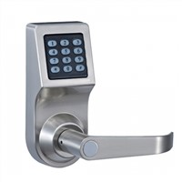 Password, RF card and Remote control door lock
