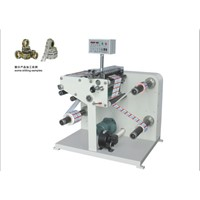 Printed Label Adhesive Sticker Slitter Rewinder Machine