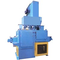Wire Rods Shot Blasting Machine